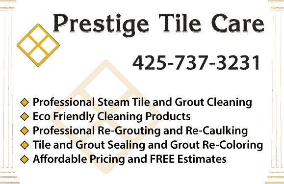 prestige tile care services