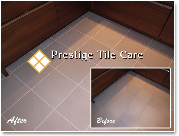 Professional Grout Colorsealing in Seattle