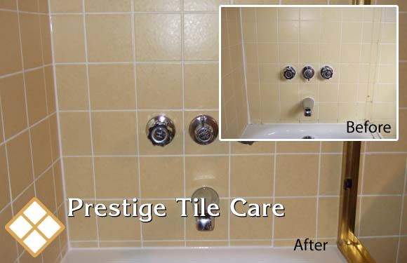 Regrouting And Recaulking Service